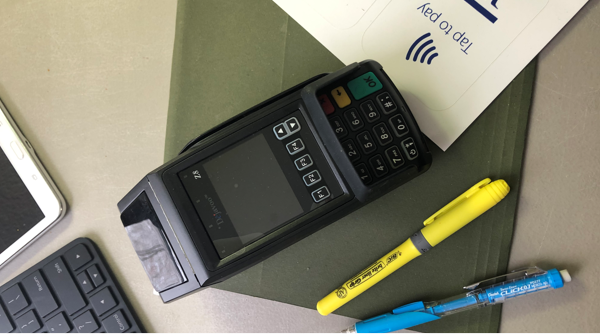 Contactless payments for your business