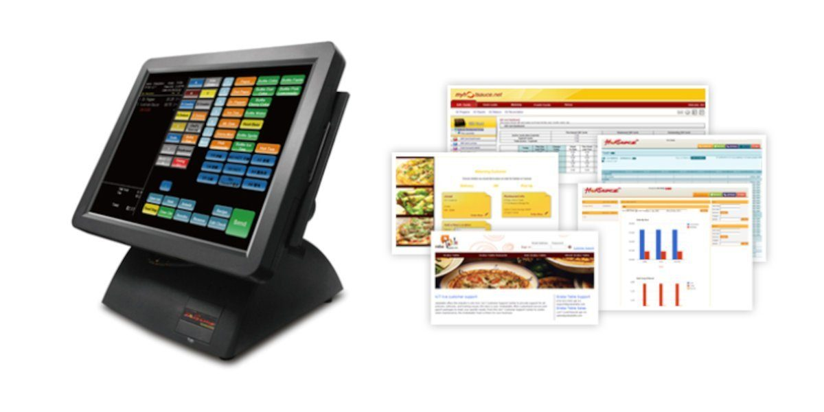 HotSauce POS for Food & Beverage