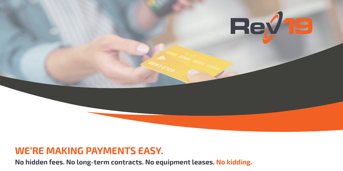 Rev19 Payment Processing